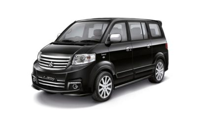 APV Luxury Warna Hitam
