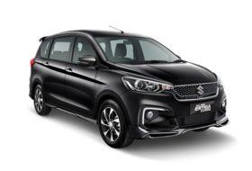All New Ertiga Suzuki Sport Hitam